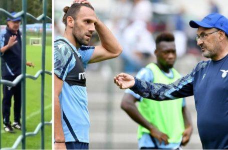 """""""Nëse flisni kundër Muriqit, do ju nxjerr jashtë"""", Sarri ultimatum tifozëve në stërvitje (VIDEO)"""