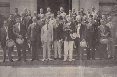 Noli-Wilson, takimi historik për marrëdhëniet shqiptaro-amerikane