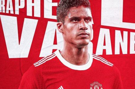 Manchester United ka arritur marrëveshje me Real Madridin për transferimin e Raphael Varane