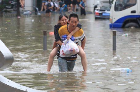 Rritet numri i viktimave nga vërshimet në Kinë