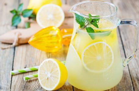 Forconi imunitetin dhe rigjallëroni organizmin me limonadë shtëpie