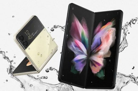Samsung lanson telefonin e parë që paloset, rezistent ndaj ujit dhe orën Google (FOTO)