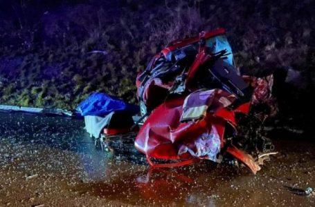 Aksident në rrugën Malishevë-Arllat, një i vdekur e dy të lënduar