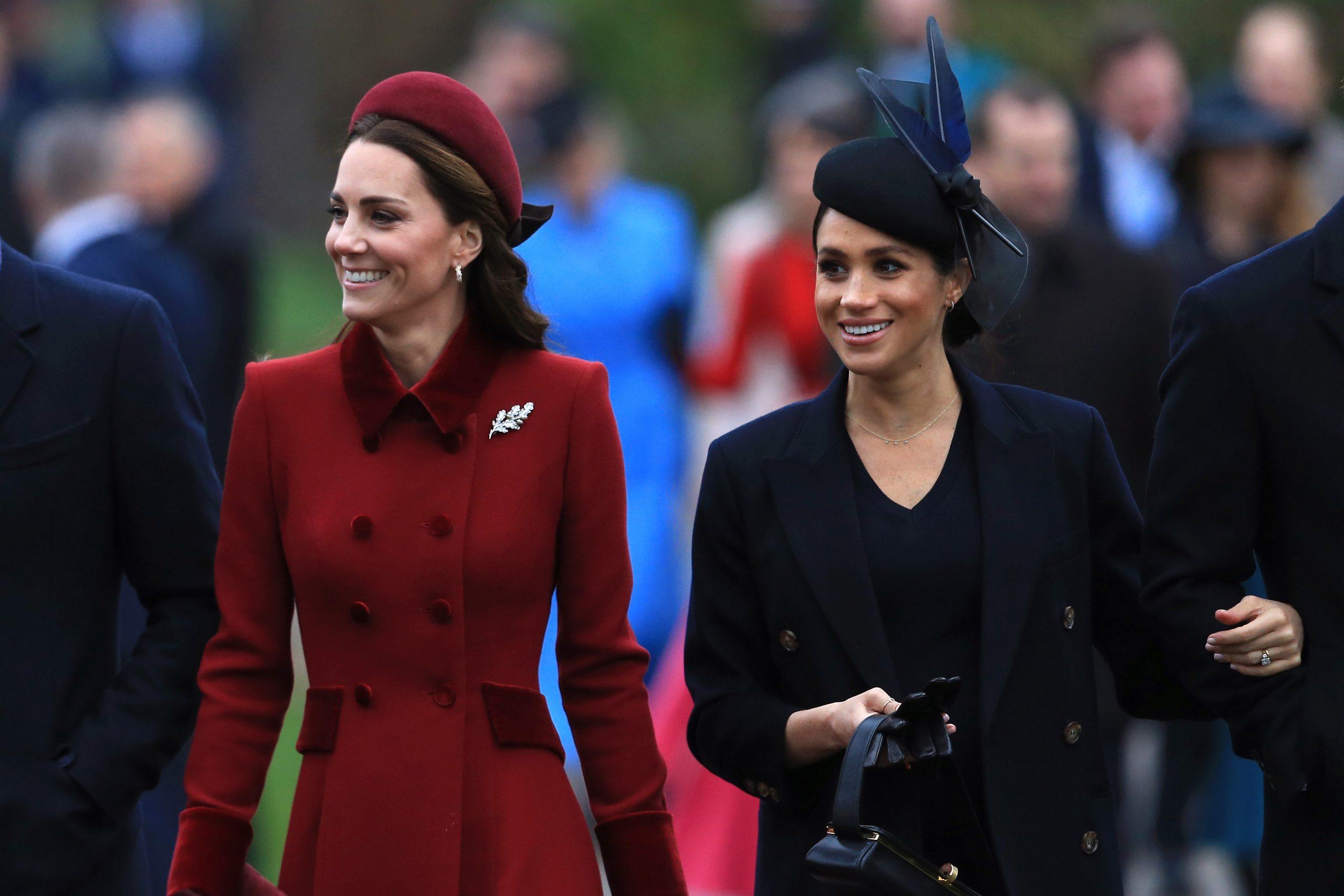 Zbulohet projekti, dokumentari do të bëjë bashkë Kate Middleton dhe Meghan Markle