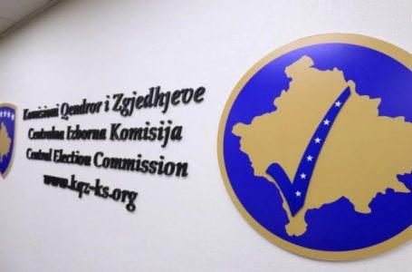 KQZ përfundon numrimin e votave në Gjakovë