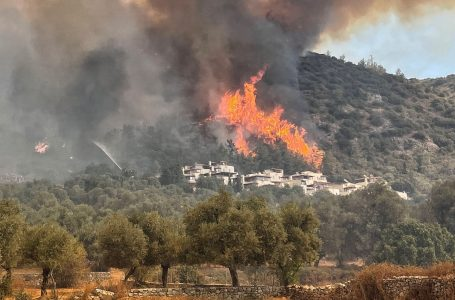 Rrëzohet aeroplani rus që po shuante zjarre në Turqi, tetë të vdekur