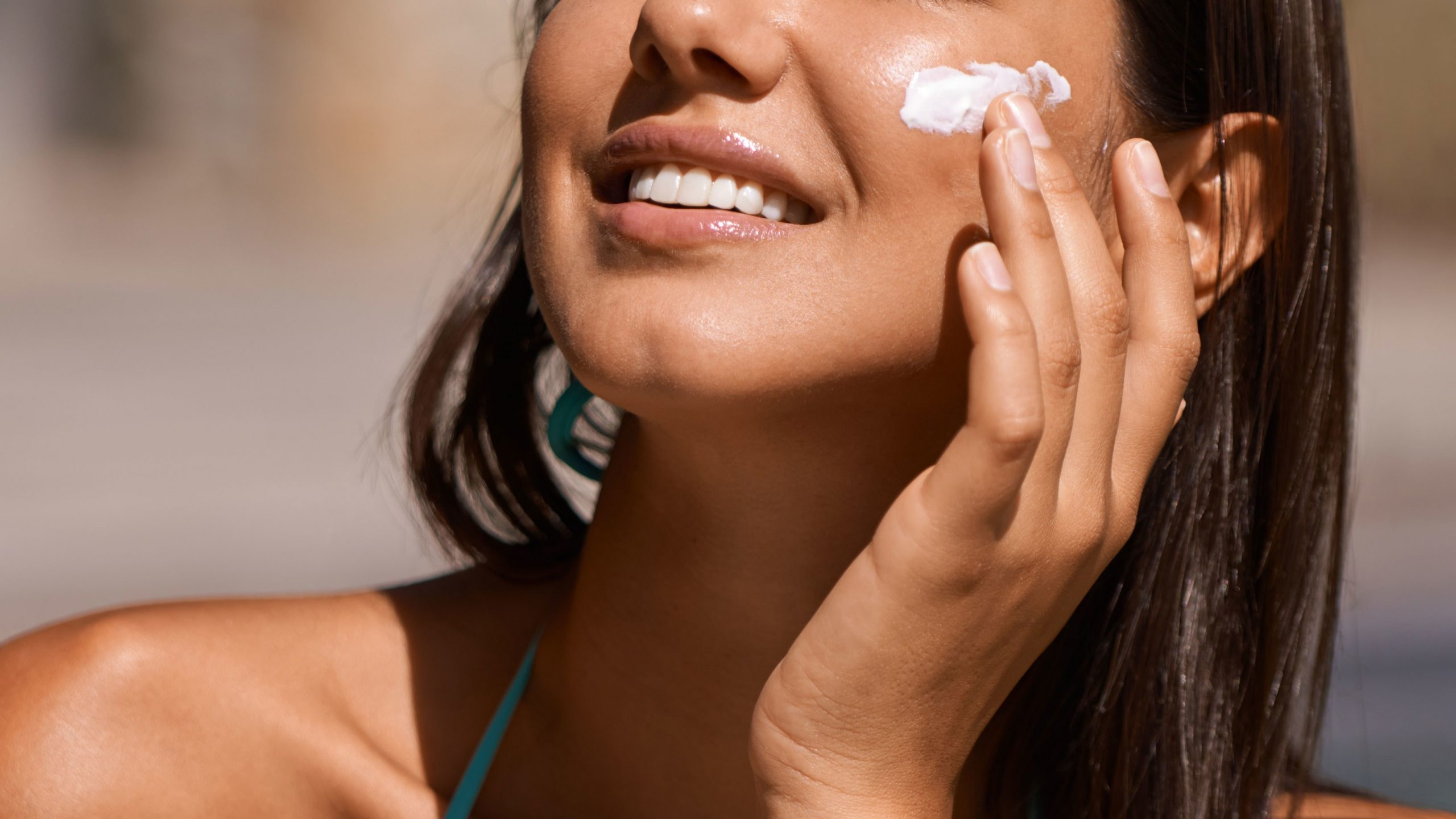 Sa krem kundër diellit duhet të vendosni në fytyrë?