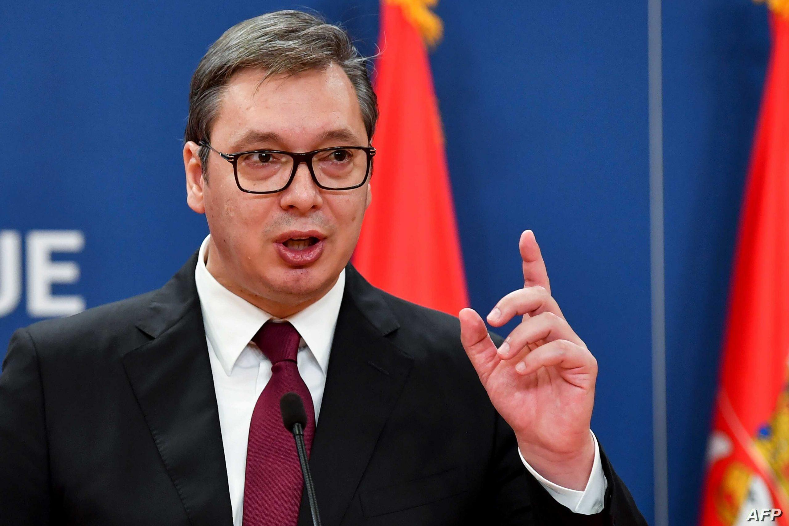 Kurti paralajmëroi reciprocitet ndaj Serbisë, Vuçiq: Nuk mund të bëjmë asgjë