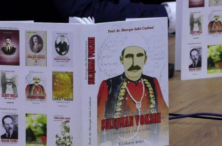 """Përurohet monografia """"Strategu dhe Burrështetasi Sulejman Vokshi"""""""