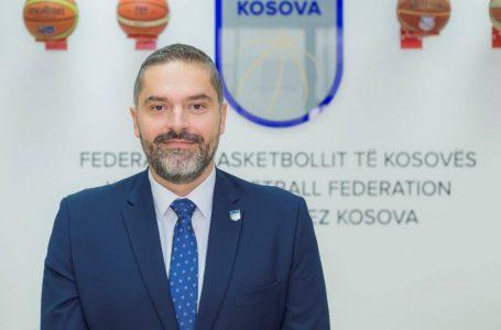 Fetahu: Klubet e basketbollit do të pësojnë ekonomikisht nga masat anti COVID