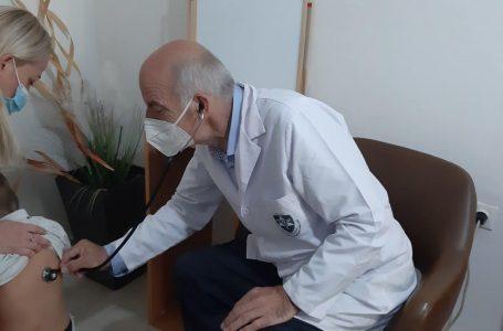 Vizita të rregullta nga pediatri në IP Ganimete Tërbeshi