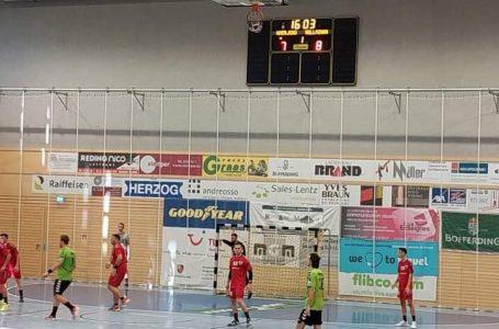Klubi i Hendbollit Vëllaznimi pëson humbje nga Käerjeng me rezultat 32 me 23