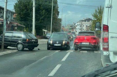 """Aksident rrugor në afërsi të SHMU """"Zekeria Rexha"""""""
