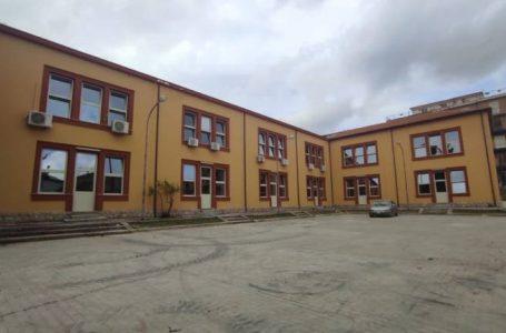 Rihapet shkolla 'Skënderbeu' në Horën e Arbëreshëve