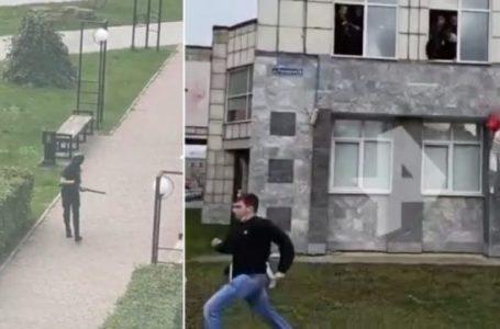 Të shtëna me armë në një Universitet të Rusisë, 8 të vdekur (VIDEO)