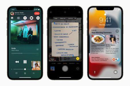 Apple: Gjithë ndryshimet që vijnë me versionin e ri të iOS 15