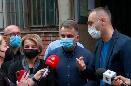Japin dorëheqje drejtori i spitalit të Tetovës, Florin Besimi dhe zëvendësministri i shëndetësisë, Ilir Hasani