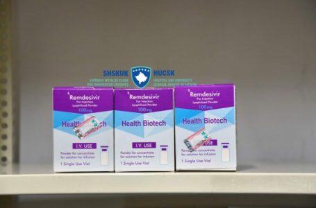 SHSKUK furnizohet me Remdesivir, nga sot pacientët s'kanë nevojë ta blejnë këtë ilaç