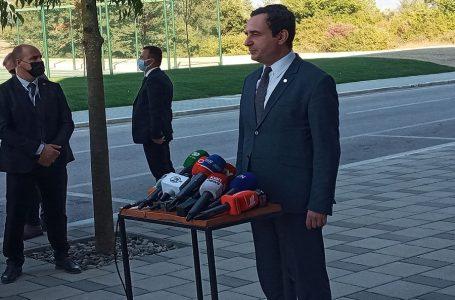 Kurti: Kosova s'bëhet pjesë e Open Ballkan, do të vendoset reciprociteti ndaj Serbisë