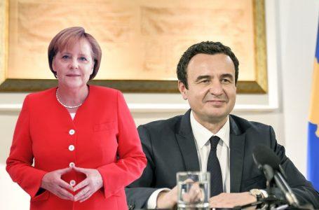 Vizita e Merkelit shihet si mbështetje për bashkëpunim rajonal
