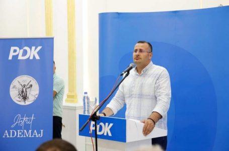 Dyshohet se është vrarë kandidati i PDK-së për Kryetar të Pejës, Astrit Ademaj