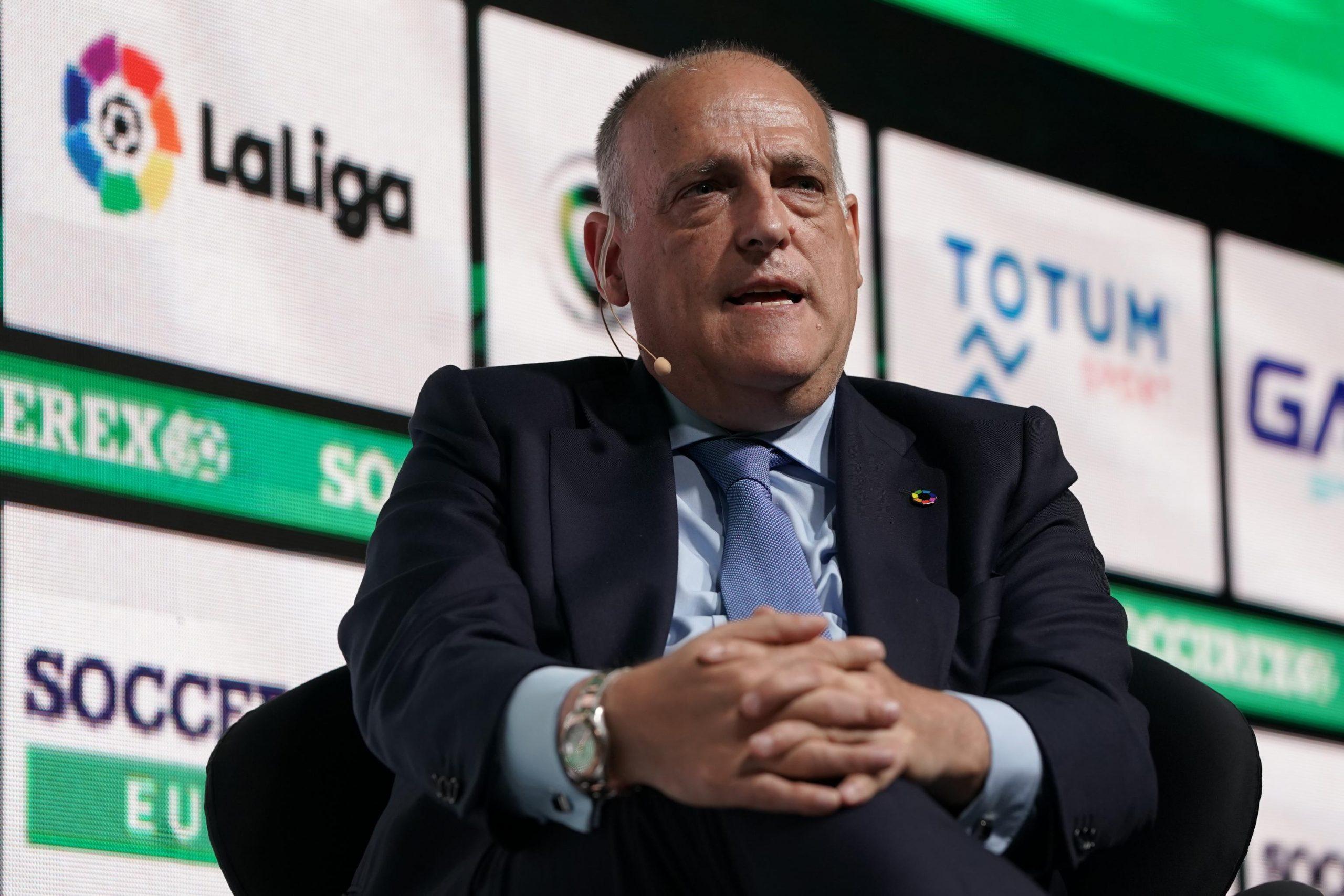 Presidenti i La Liga-s: PSG, po aq i rrezikshëm sa Superliga Evropiane