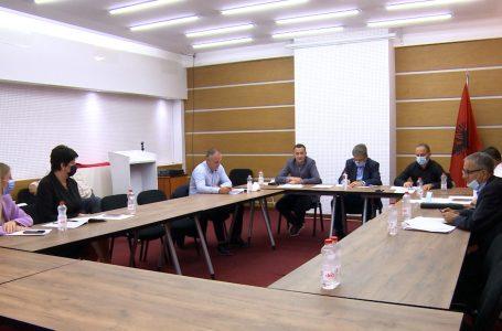 Mbahet mbledhja e 7-të e Komitetit për Politikë dhe Financa
