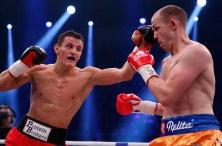 Haxhi (Robin) Krasniqi më 9 tetor mbron titullin e botës në boks