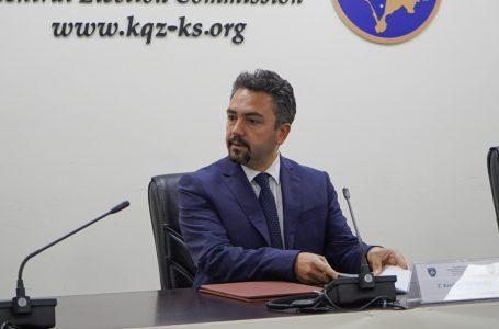 Radoniqi: Fushata zgjedhore fillon me 16 shtator, është çështje ligjore nuk mund të ndryshohet