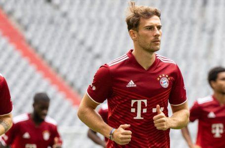 Zyrtare: Goretzka rinovon kontratën e tij me Bayern Munich