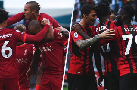 Liverpool – Milan, formacionet zyrtare