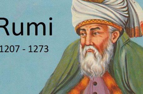 814 vite nga lindja e poetit persian, Rumi