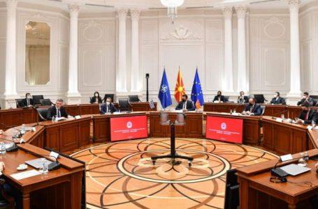 Qeveria maqedonase shpall tri ditë zie në gjithë Maqedoninë e Veriut