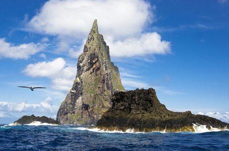 Kulla e gurit më e larta në botë, një mrekulli e natyrës që është dy herë më e madhe se Kulla e Eiffelit