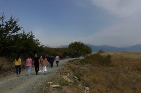 Përurohet shtegu për çiklizëm dhe ecje nga Çabrati deri në Jahoc