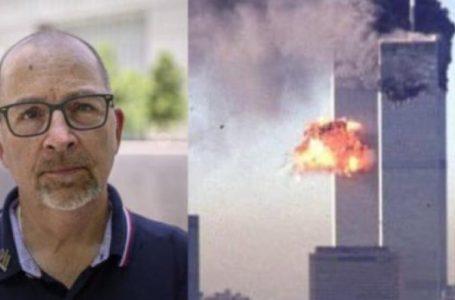 Zbriti në këmbë nga kati i 105-të i Kullave Binjake, i mbijetoi sulmit të 11 shtatorit