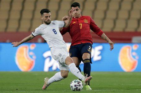 Spanja me 3 mungesa në ndeshjen ndaj Kosovës