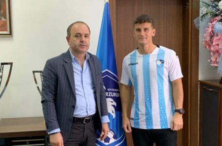 Herolind Shala nënshkruan me klubin turk Erzurumspor