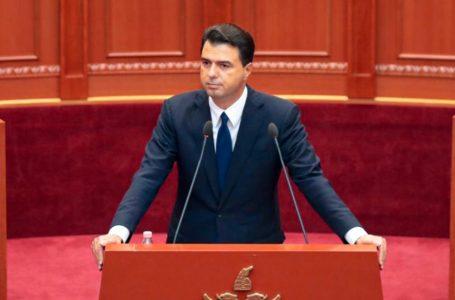 Basha: Shqipëria ka detyrë të mbështesë Kosovën