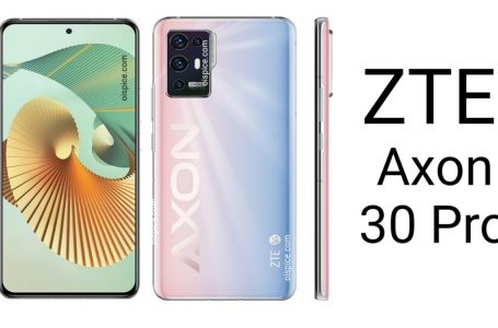 ZTE Axon 30 është përditësuar për t'u bërë telefoni i parë Android me 20 GB RAM