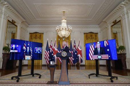 SHBA, Australia dhe Britania e Madhe pakt te ri sigurie