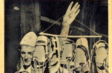 Opingat ilire të fotografuara në Pazarin e Shkodrës nga vitet '40