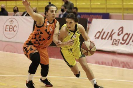Kur do të zhvillohen ndeshjet e Superkupës në konkurrencën e femrave në basketboll?