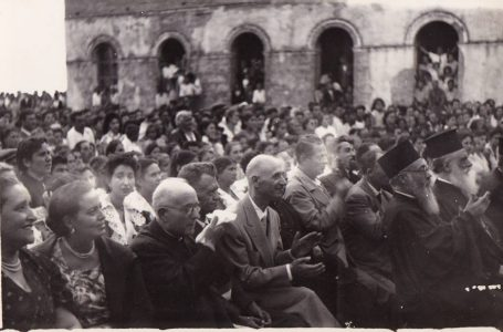 Jeta e Arbëreshëve në Kalabri gjatë viteve 1950