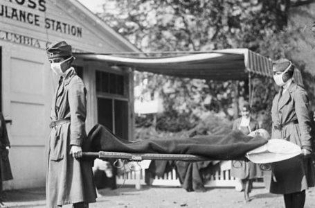 COVID-19 ka vrarë po aq amerikanë sa gripi i vitit 1918