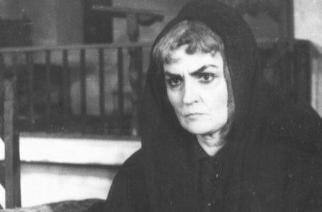 Marie Logoreci, përkujtohet aktorja e madhe shqiptare në 101 vjetorin e lindjes