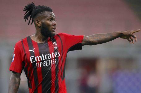 Franck Kessie ende nuk ka vazhduar kontratën me Milanin