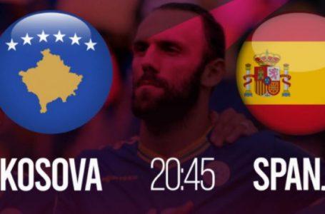 Emrat e gjyqtarëve që do të ndajnë drejtësinë në ndeshjen Kosovë-Spanjë