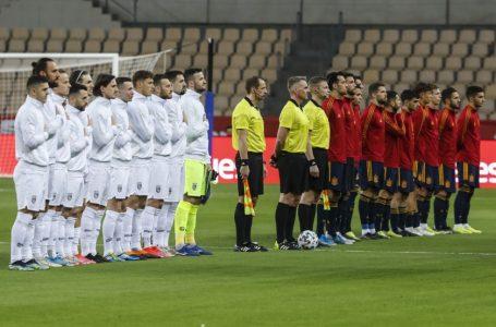 Sonte ndeshja mes Kosovës dhe Spanjës