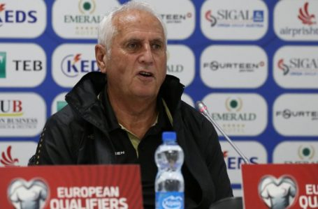 Challandes: Duhet të japim maksimumin që të marrim pikë ndaj Spanjës